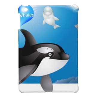 Orca (Killer Whale) I heart designs Case For The iPad Mini