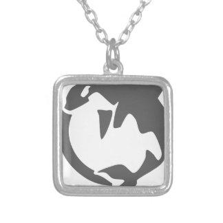 orca killer whale pendants