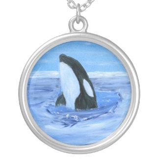 Orca killer whale jewelry
