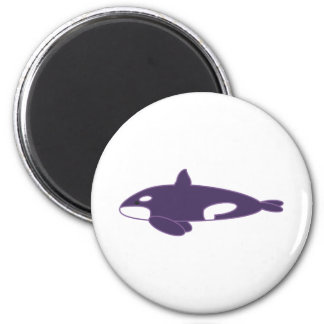 Orca / Killer Whale Refrigerator Magnet