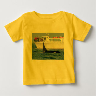 Orca Killer Whale -transient, washington Baby T-Shirt