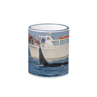 Orca Killer Whale -transient, washington Mugs