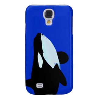 orca killer whale underwater graphic galaxy s4 cover