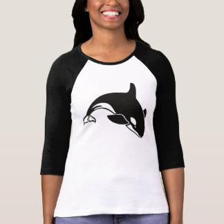 Orca Killer Whale Women's Shirt Tee Shirts