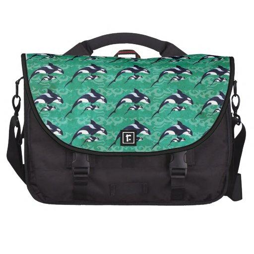 Orca Laptop Messenger Bag