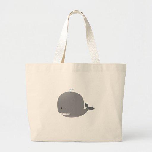 Orca linda bolsas de mano