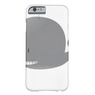 Orca linda funda de iPhone 6 barely there