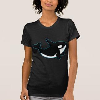 Orca linda (orca) playeras