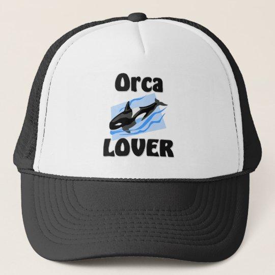 Orca Lover Trucker Hat