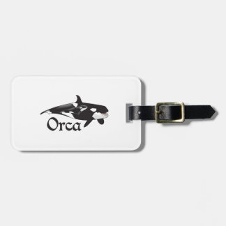 Orca Tag For Luggage