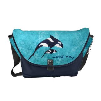 Orca Messenger Bag