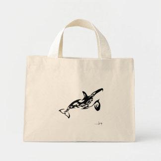 Orca mini Tote Mini Tote Bag