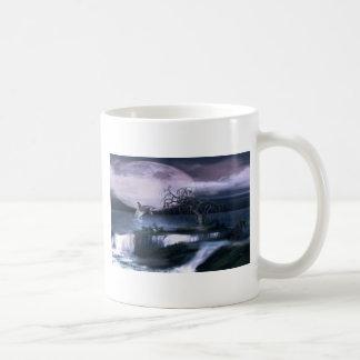Orca Moon Coffee Mugs