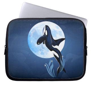 Orca Moon Electronic Bag