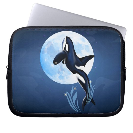 Orca Moon Electronic Bag