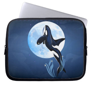 Orca Moon Electronic Bag Laptop Sleeves