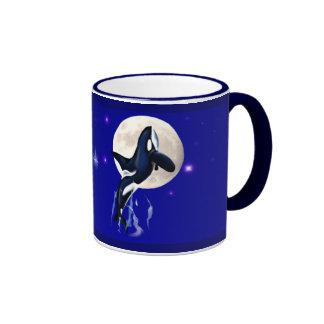 Orca Moon Mug