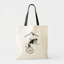 "Orca ~ ""Musical"" Tote Bag"