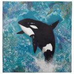 Orca Napkins