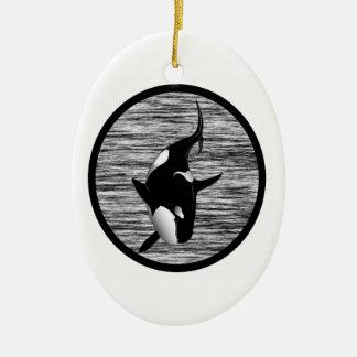 ORCA NEBULOSA DE LA MAÑANA ORNAMENTOS PARA REYES MAGOS
