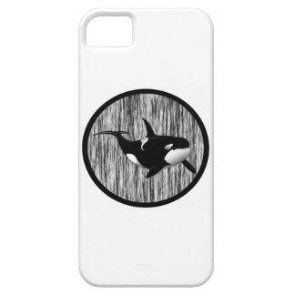 ORCA NEBULOSA DE LA MAÑANA iPhone 5 PROTECTOR