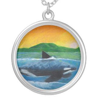 Orca Pendants
