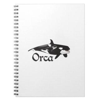 Orca Note Books