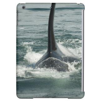 Orca on the hunt iPad air case