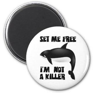Orca - orca iman para frigorífico