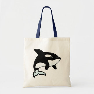 Orca/orca lindas bolsa tela barata