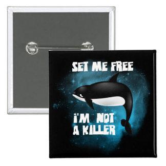 Orca - orca pins