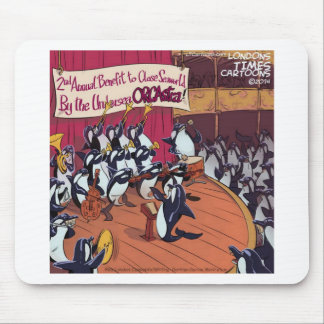 Orca Orchestra Funny Mouse Pad