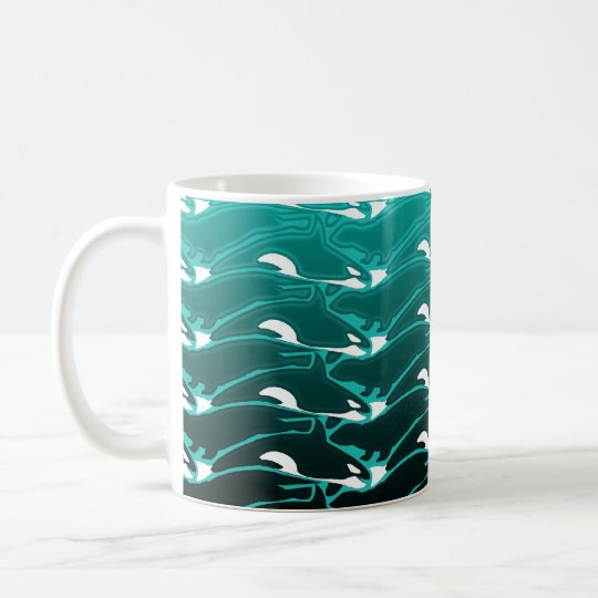 Orca Otter Spirit Coffee Mug