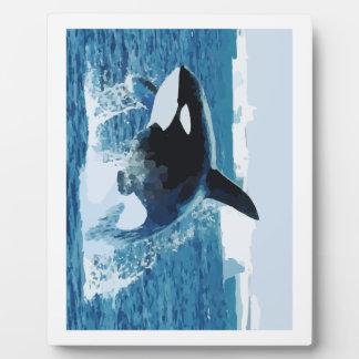 Orca Placas De Madera