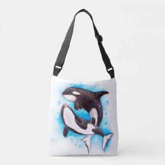 orca play crossbody bag