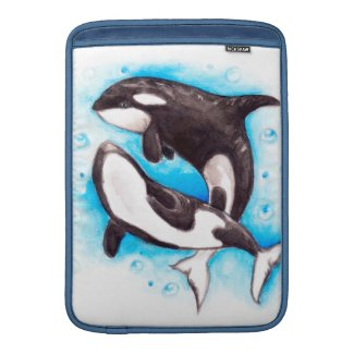 orca play MacBook air sleeve