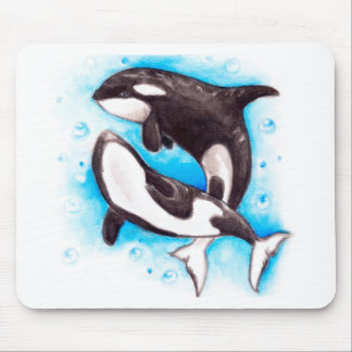 orca play mouse pad