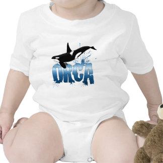 ORCA TRAJE DE BEBÉ
