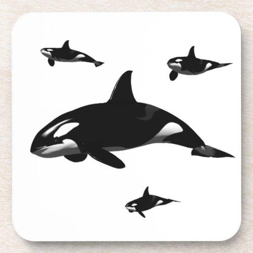 Orca Posavasos De Bebidas