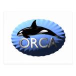 Orca Postal