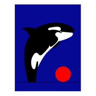 Orca Postales