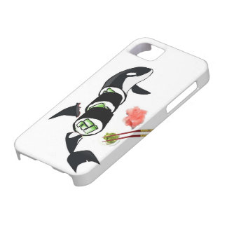 Orca Roll iPhone 5 Covers