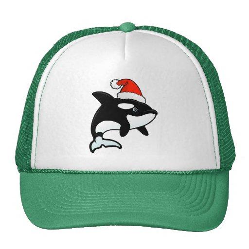 Orca Santa Gorros