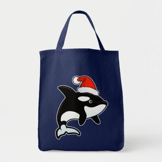 Orca Santa Tote Bag