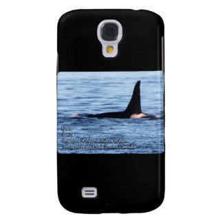Orca;Southern Resident Killer Whale-L28 Orca Galaxy S4 Cover