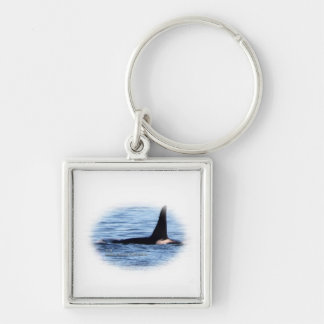 Orca;Southern Resident Killer Whale-L28 Orca Keychain
