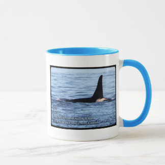 Orca;Southern Resident Killer Whale-L28 Orca Mug