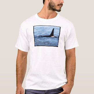 Orca;Southern Resident Killer Whale-L28 Orca T-Shirt
