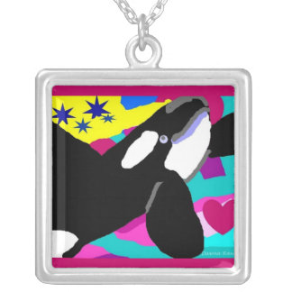 Orca Star of the Sea Necklaces