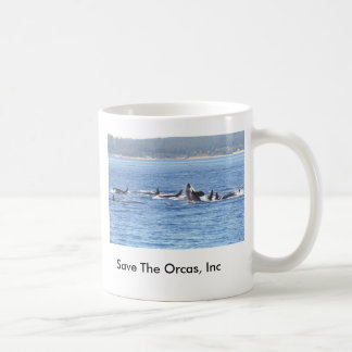 Orca Superpod Coffee Mug